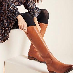 ❤️Sam Edelman Penny Tall Boots Honey Color 8.5